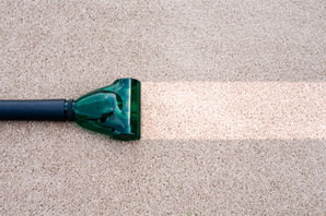 Aardvark Carpet Cleaning, Norwich | Contact us with your carpet, rug, flooring, upholstery, and curtain cleaning enquires | Image: Grey carpet being cleaned